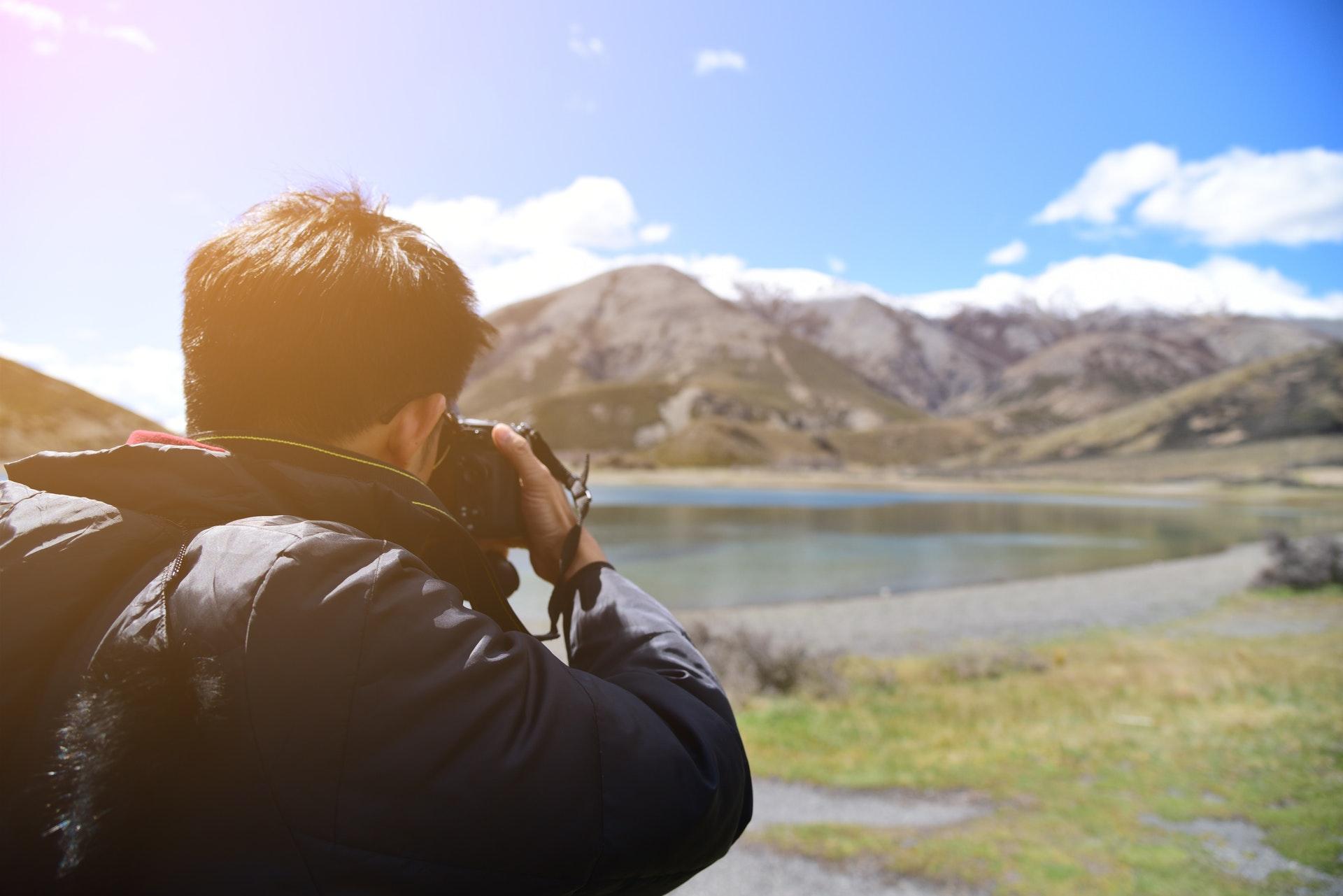 Att fotografera natur
